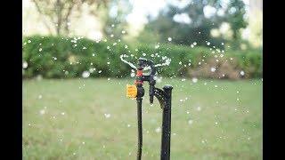 Micro Sprinkler youtube video