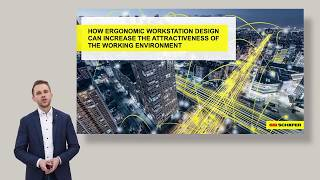 Webinar: Ergonomic work station design | SSI SCHAEFER