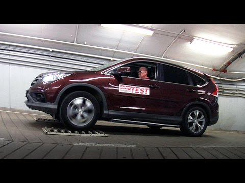 2015 honda cr v shows problems with its awd system again w video. Black Bedroom Furniture Sets. Home Design Ideas