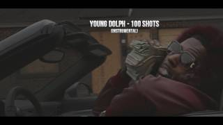 Young Dolph   100 Shots (Instrumental)