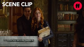 Shadowhunters | Season 1, Episode 13: Valentine Takes Jace | Freeform