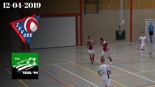 ZVV Urk - V.V. Texel '94 (12-04-2019)