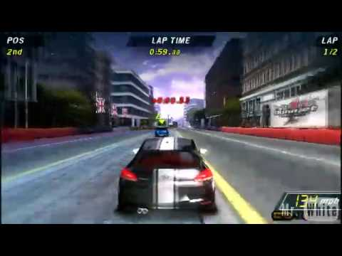 need for speed shift psp youtube