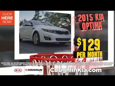 March Mania at Coughlin Kia - Going on NOW!