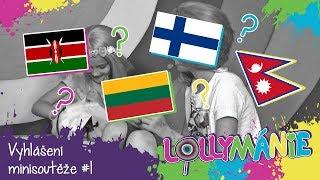 Lollipopz [Lollymánie - Vyhlášení minisoutěže #1]
