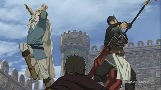 Arslan: The Warriors of Legend video