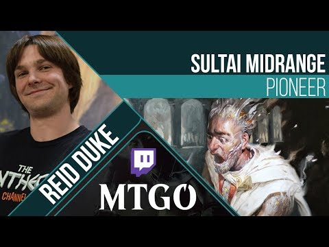 Sultai Midrange - Pioneer | Channel Reid Duke