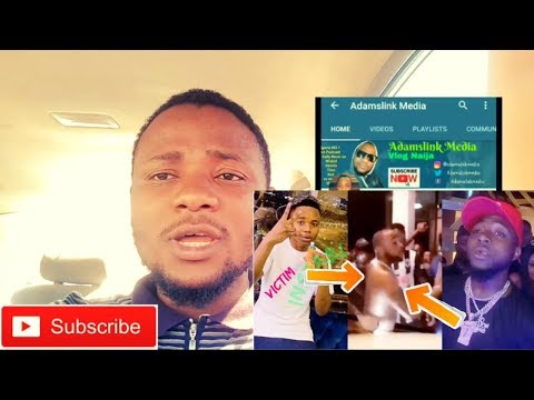 Davido Arrested In Dubai For Sta**ing A Fan | Naira Marley Party With Wizkid & Tiwa