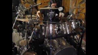 Drum Cover - Retribution - Storm of the Light's Bane - Dissection