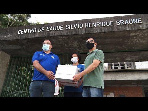 Friburgo: prefeito e subsecretária de Vigilância em Saúde falam sobre o início da vacinação