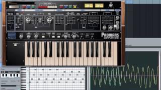 Roland PROMARS plugout/plugin demo