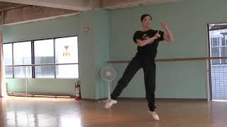 宝塚受験生のバレエ基礎~シャッセ~のサムネイル
