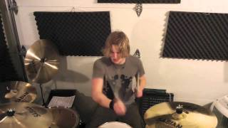 Drum Cover - Danko Jones - Full of Regret