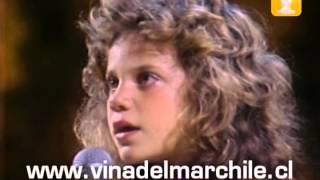 Nikka Costa, On My Own, Festival de Viña 1982
