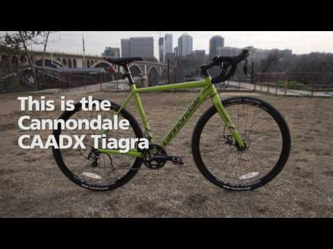 2017 Cannondale CAADX Tiagra Cyclocross Bike – Spotlight