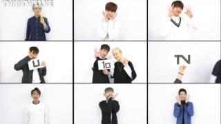 [ENGSUB] UP10TION U10TV ep66 - Jinhoo's Surprise Birthday Party