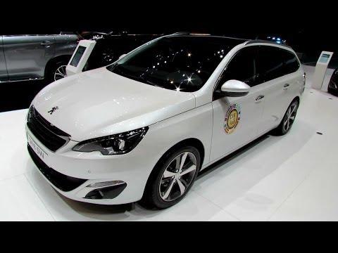 Peugeot  308 Sw Универсал класса C - рекламное видео 2