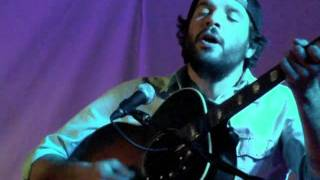 Joe Firstman singing Candlemaker