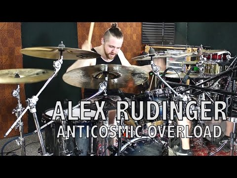 "Alex Rudinger - Obscura - ""Anticosmic Overload"" Mp3"