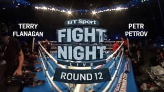 Terry Flanagan beats Petr Petrov | 360 Virtual Reality Boxing