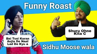 Sidhu Moose Wala | Latest Punjabi Songs Conversation |   Poison | Roast Video |