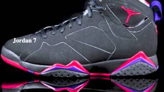 Top 10 Best Air Jordans Shoes of All Time [HD]