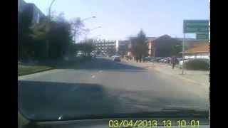 preview picture of video 'Balassagyarmat autóból tavasszal (3. rész)'