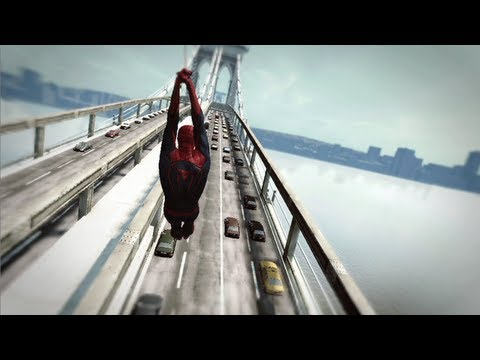 Action Is Your Reward In Activision's New Amazing Spider-Man Game