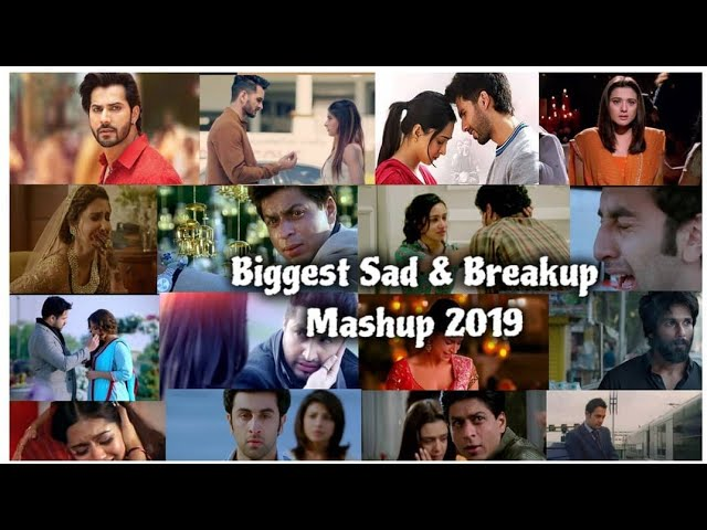 Biggest Sad & Breakup Mashup Song | Heart Broken Song | Sad Song | Find Out Think