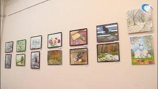 В «Читай-городе» открылась юбилейная выставка работ пациентов психоневрологического диспансера