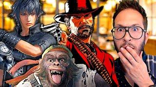 Clap de fin pour Final Fantasy XV, Red Dead 2 atomise TOUT, le PlayStation Now cartonne et BGE 2...