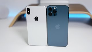 Apple iPhone 12 Pro Max vs Apple iPhone XS Max - Which should you choose?