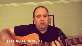 Little Red Corvette - Prince (Acoustic Cover)