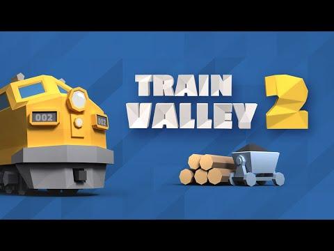 Train Valley 2   PC Random Gameplay česky   Bukk