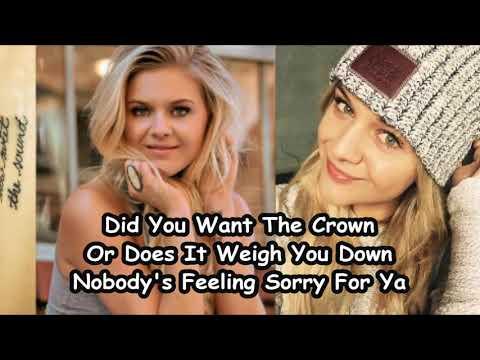 """Kelsea Ballerini """"Homecoming Queen?"""" Lyrics Video (No Audio)"""