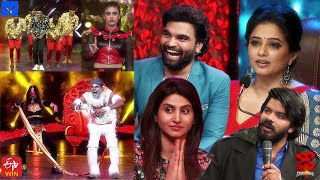 #DheeChampions (#Dhee) Latest Promo. Dhee 12 Show is Host by #PradeepMachiraju #SudigaliSudheer #Rashmi #HyperAadi #VarshiniSounderajan are Team Leaders. #Poorna #Priyamani #SekharMaster is the Judges.  Enjoy and stay connected with us!! ►Subscribe us on Youtube: http://bit.ly/Mallemalatv ►Like us: http://www.facebook.com/mallemalatv ►Follow us: http://www.twitter.com/mallemalatv ►Circle us: https://plus.google.com/+mallemalatv ►Visit For More Film Updates: http://www.123telugu.com ►Subscribe For Telugu Cooking Videos:  http://bit.ly/TeluguRuchi ►For More Entertainment Download ETV Win App: http://bit.ly/ETVWinApp