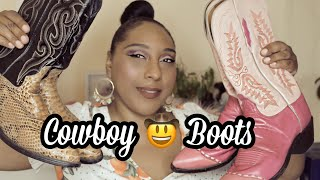 Cowboy 🤠 Boots Collection | Dan Post | Tony Lama | Lucchese And More!!