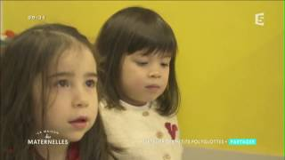 Comment apprendre une deuxième langue à son enfant ?