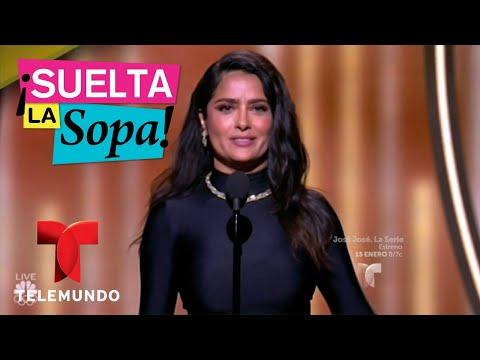 Los 5 mejores momentos de los Golden Globes 2018 | Suelta La Sopa | Entretenimiento