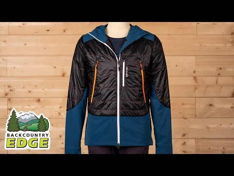 Ortovox Men's Swisswool Piz Palu Jacket