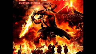"""Video thumbnail of """"Amon Amarth - Aerials cover (System of a Down)"""""""