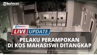Komplotan Perampokan dan Pemerkosan Mahasiswi di Makassar, Aksinya Terekam CCTV
