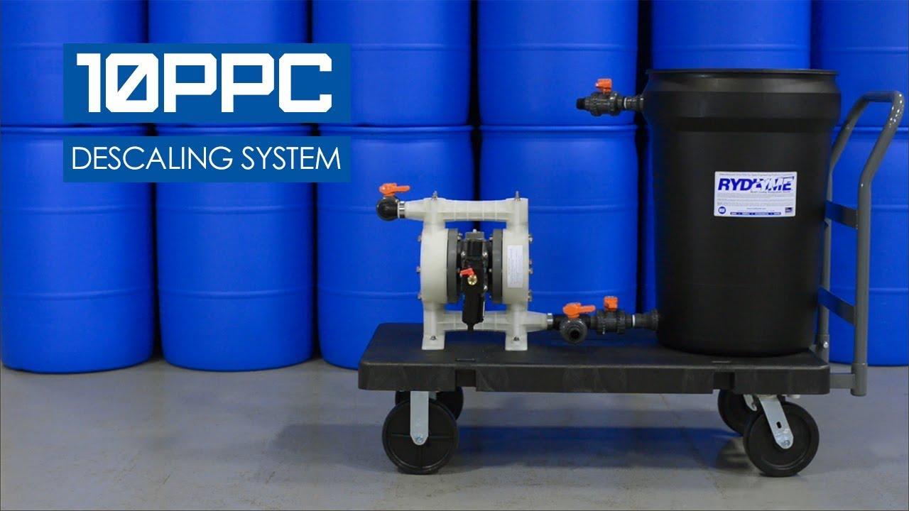 RYDLYME 15PPO Industrial Descaling System