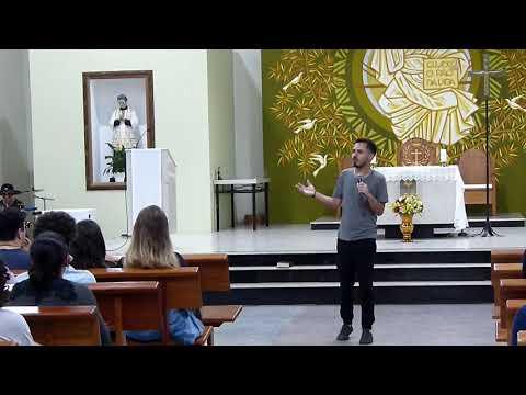 Retiro Arquidiocesano do Ministério de Música e Artes   3ª Pregação: Joviano Cardoso
