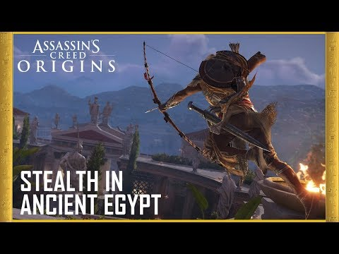 Assassin's Creed Origins: New Stealth Gameplay in Ancient Egypt | Ubiblog | Ubisoft [US] thumbnail