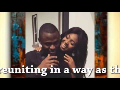Ubi Franklin and estranged wife Actress Lilian Esoro step out together