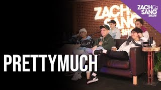 PRETTYMUCH Talks Phases, Upcoming Tour & Living Together