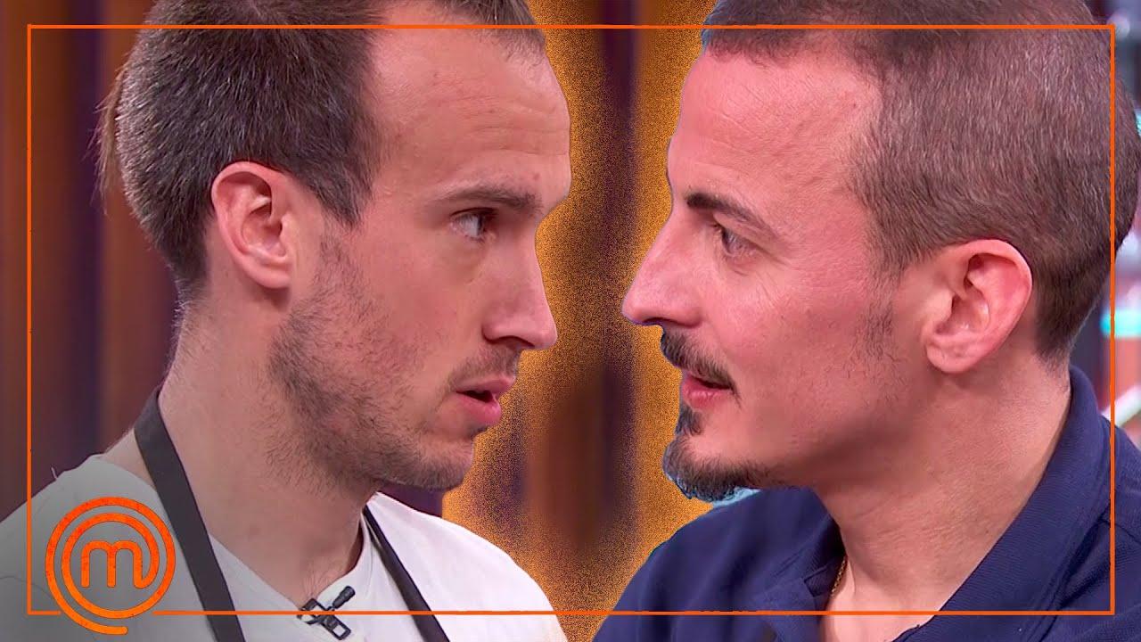 Així va ser l'emocionant duel entre l'Arnau i en Toni a 'Masterchef 9'