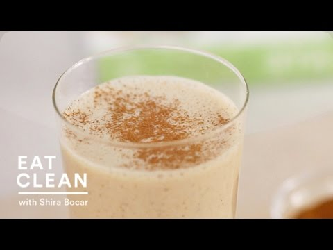 Almond-Date Smoothie Recipe – Eat Clean with Shira Bocar