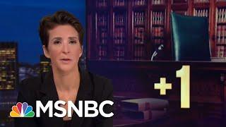 Robert Mueller Gets Another Guilty Plea Flip Following Foreign Money | Rachel Maddow | MSNBC